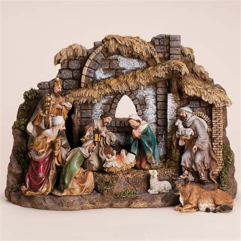 home interior nativity set decor nativity sets for sale with base figureness plus
