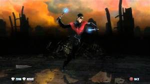 Injustice Gods Among Us Nightwing New 52 Skin Character ...