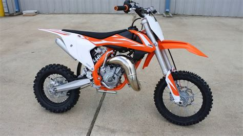 ktm 65 sx 4 999 2018 ktm 65 sx now with air fork the mainland review