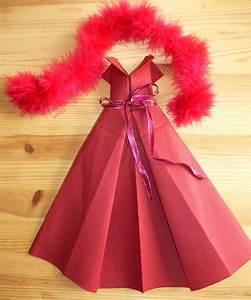 Pliage En Papier : pliage serviette mariage robe gj97 jornalagora ~ Melissatoandfro.com Idées de Décoration