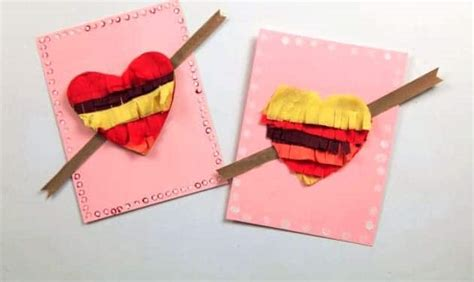valentinskarte selber basteln valentinskarte selber basteln anleitung dekoking