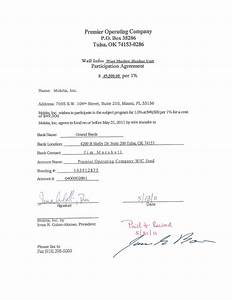 medijane holdings inc form 8 k ex 10 ex 101 With participation agreement template