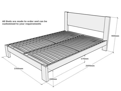 Width Of Bed - bedroom add elegance to your bedroom with king size