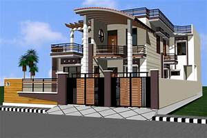 Front, Elevation, Indian, House, Designs, Kerala, House, Plans, And, Elevations, Building, Designs