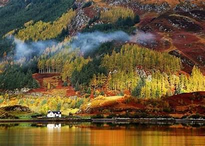 Scotland Autumn Highlands Scozia Amazing Breaks Schottland