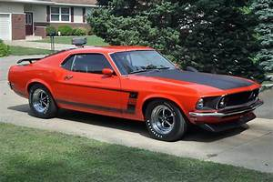 1969 FORD MUSTANG BOSS 302 FASTBACK - 115921