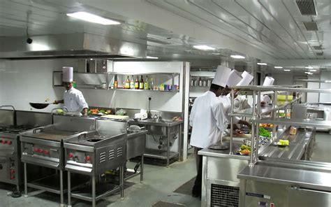 Commercial Kitchen Equipments Makers