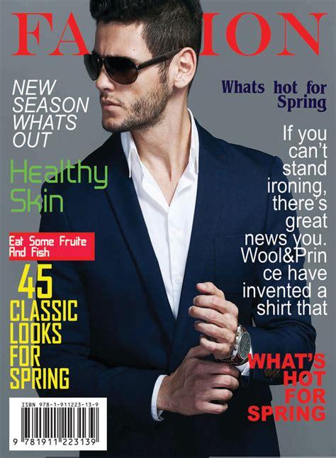 Make a professional magazine cover by Pritambar | Fiverr