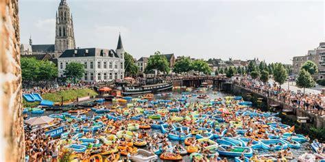 Het natste feestje van Breda: dit weekend is het weer tijd ...