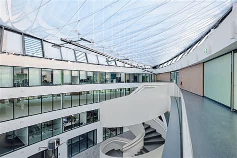 Lilienthalhaus In Braunschweig membran 252 berdachung f 252 r das atrium im neuen lilienthalhaus
