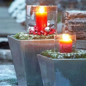 Kunstschnee Für Draußen : weihnachten au endekoration dekorieren sie f r ihr fest ~ Kayakingforconservation.com Haus und Dekorationen