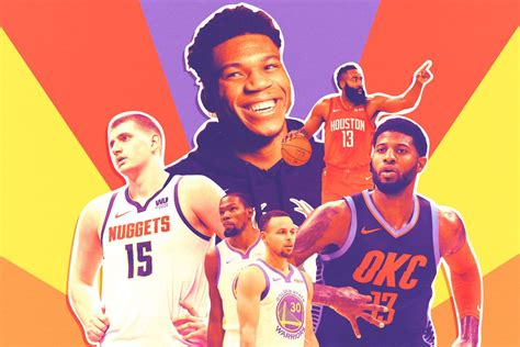 The Five Most Interesting Mvp Candidates In The Nba