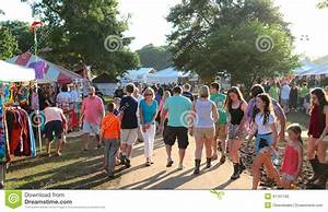 People Attend The Memphis Italian Festival, Memphis ...