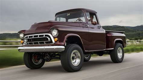 The Newest Old Truck  Legacy Chevrolet Napco 4x4