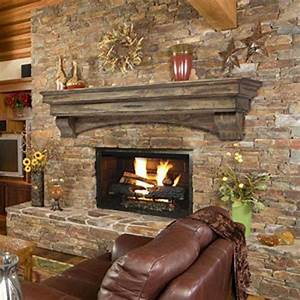 Stunning, 7, Brick, Fireplace, Mantle, Design, Ideas, On, A, Budget, U2013, Decorathing