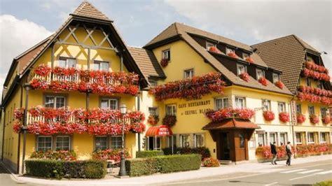 hotel en alsace avec dans la chambre restaurant hôtel restaurant le cheval blanc à baldersheim