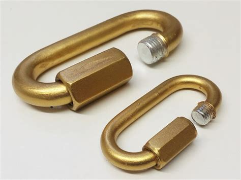 Hand Painted  Gilded And Varnished Chain Link Repair