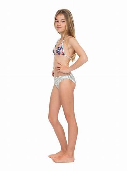 Bikini Roxy Miami Surfing Tiki Tri Swim