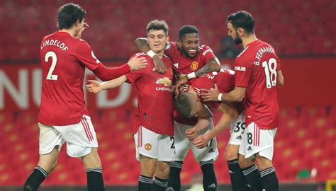 Football: Manchester United hit nine goals past nine-man ...
