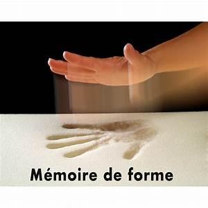 Oreiller Memoire De Forme Conforama : oreiller viscoelastique m moire de forme ~ Melissatoandfro.com Idées de Décoration