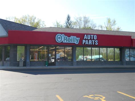 O'reilly Auto Parts In Cortland, Oh 44410