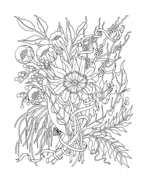 Botanical Gardens Halloween by 5 Free Coloring Printables Because Coloring Is The New