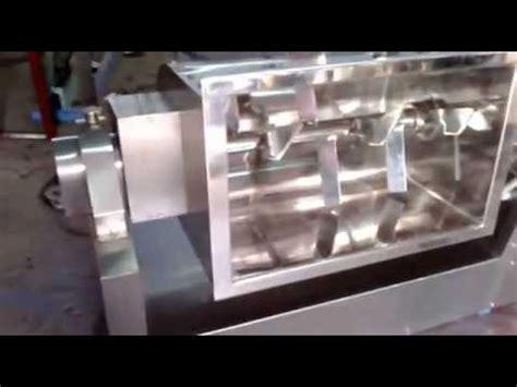 mass mixer machine  dry  wet materials  powder