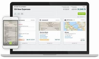 Expense Software Report Business Vendors Concur Combine