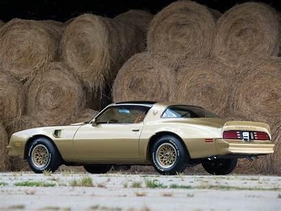 Pontiac Firebird 1978 Trans Am Gold Edition