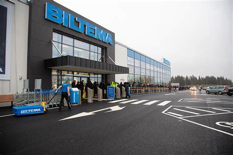 Nu har Biltema öppnat i Nässjö - se bilder från invigningen