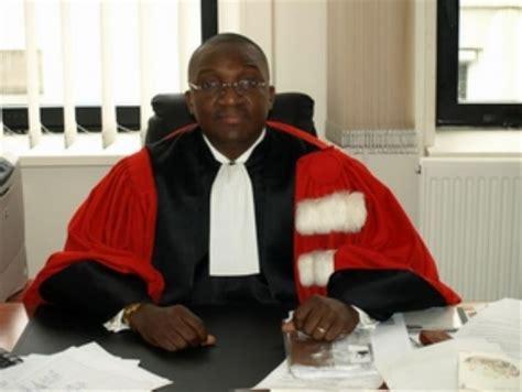 magistrat du siege un magistrat ivoirien admis à la cour pénale