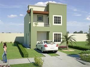 Diseño fachadas de casas