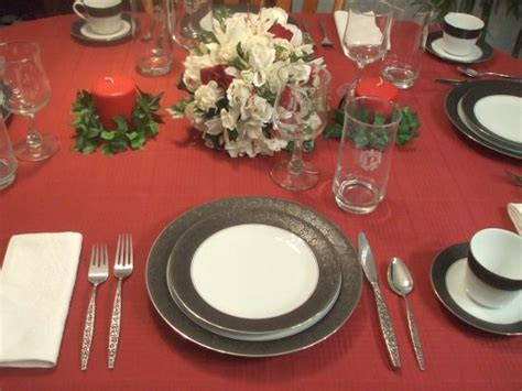how to set a formal dinner table how to set a formal dinner table