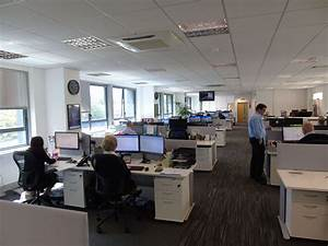 Staff Now Settled Into New Office Layout