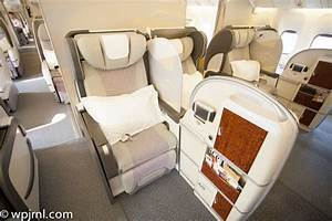 Emirates Boeing 777-200 First Class