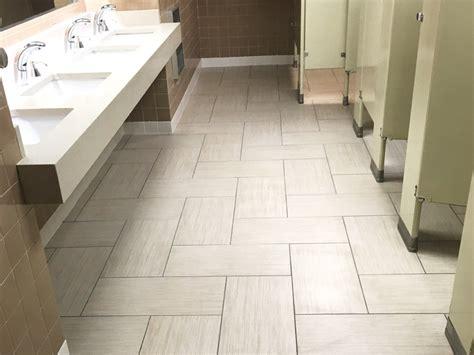 Elegant Installing Herringbone Tile Pattern Kezcreativecom