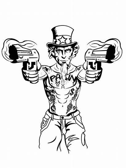 Uncle Sam Drawing Getdrawings