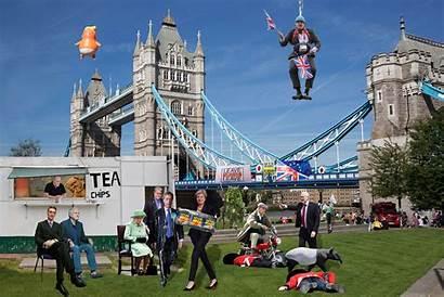 Cold War Steve Britain Brexit Future Remain