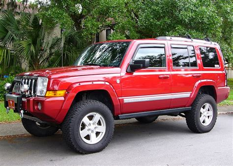 commander jeep lifted jeep commander 4 inch lift www imgkid com the image