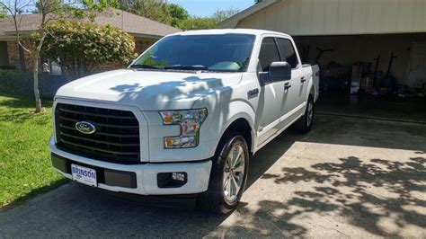 2017 F150 Xl Stx Question