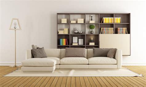 A Modern Living Room