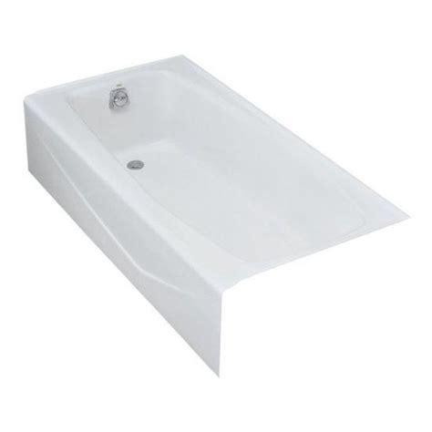 kohler villager bathtub install kohler villager soaking tub cast iron bathroom remodel