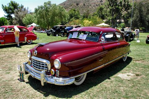 1949 Nash Ambassador Airflyte Pictures to Pin on Pinterest ...