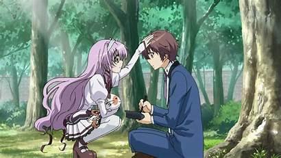 Anime Couples Couple Wallpapers Background Iro Mashiro