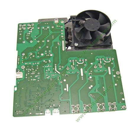 72x6791 carte de puissance plaque induction ix7 4600w brandt sauter