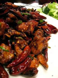Spicy Chicken Chinese Food Recipes