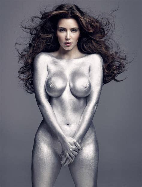 Kim Kardashian Nude Outtakes Photos Released In 4k 9