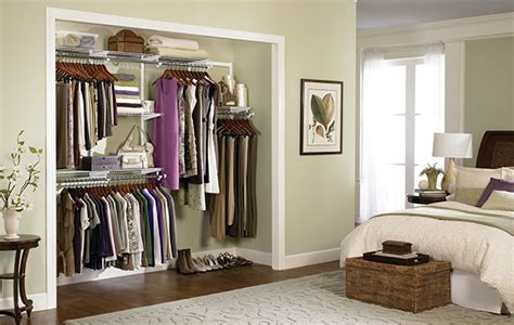 Rubbermaid Closet by Closet Shelving Systems Organizers