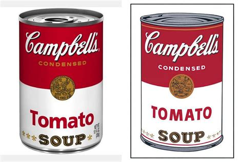 Cbell Tomato Soup Andy Warhol by A Quot Condensed Quot History Of The Cbell S Tomato Soup Can