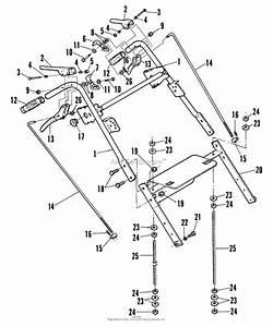 Snapper W48142bv 48 U0026quot  14 Hp Variable Belt Drive Walk Mower